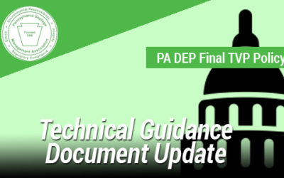 PADEP Publishes Final Alternate Onlot Sewage Pre-Treatment Technology Verification Policy