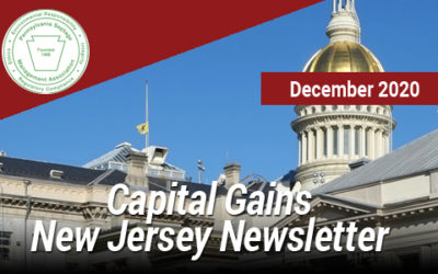 Capital Gains New Jersey – Dec 2020