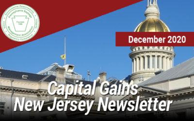 Capital Gains New Jersey – Dec 2020