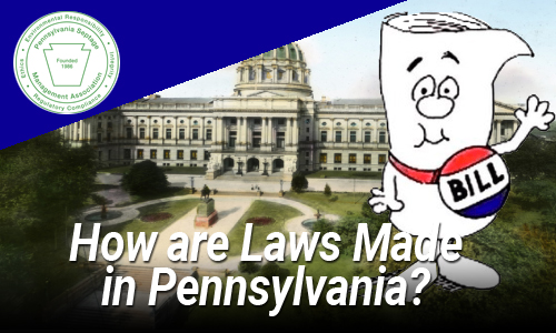 How are Laws Made in Pennsylvania?