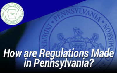 How are Regulations Made in Pennsylvania?