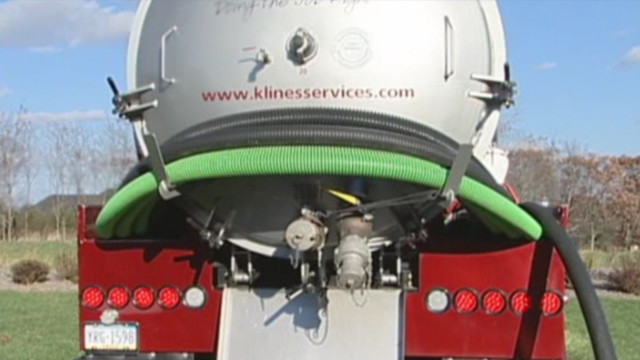 National Vacuum Truck Technician Training Course