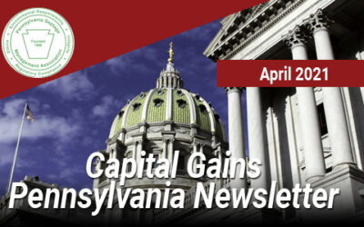 Capital Gains Pennsylvania – April 2021