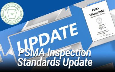 PSMA Inspection Standards Update