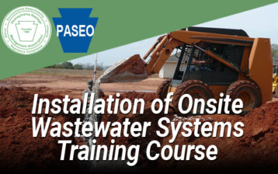 Installation of Onsite Wastewater Systems Training Course